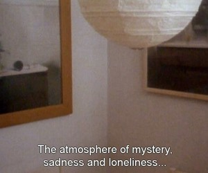 film, introverted, and loneliness image