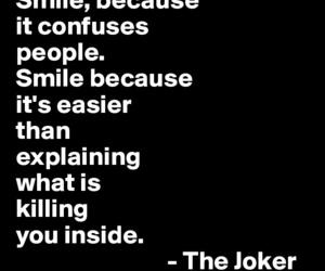 batman, joker, and quote image