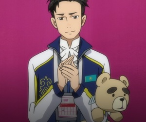 anime ships, yurionice, and otayurio image