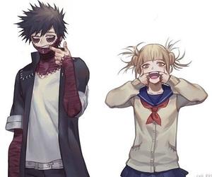 dabi and boku no hero academia image