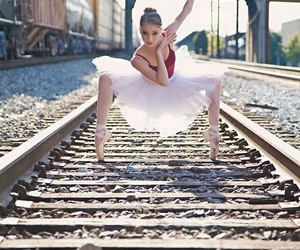ballet, express yourself, and life image