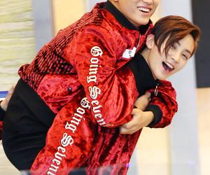 Seventeen, mingyu, and jeonghan image