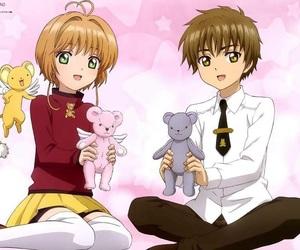 anime, sakura, and cardcaptor sakura image
