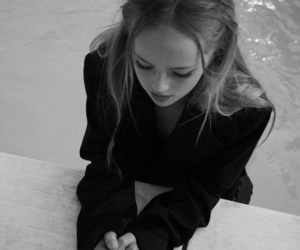 black and white, photography, and kristina pimenova image