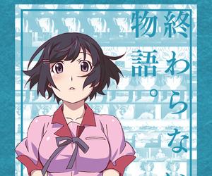 anime girl, shaft, and hanekawa tsubasa image