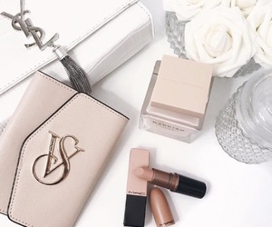 beauty, accessories, and YSL image