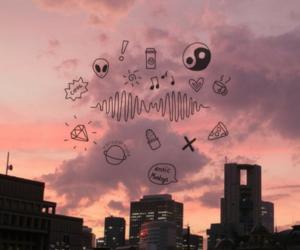 alien, arctic monkeys, and music image