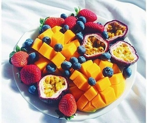 fruit, fitness, and healthy image