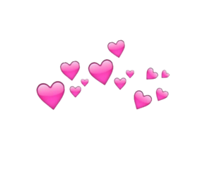 hearts, png, and edit image