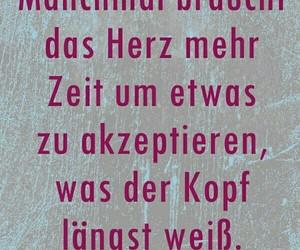 deutsch, sad, and herz image
