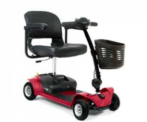 3 wheel electric scooter image