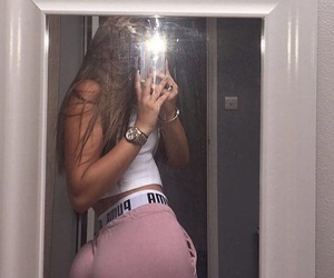 ass, booty, and goal image