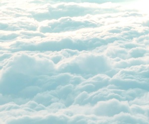 beauty, clouds, and design image