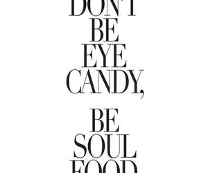 quotes, candy, and soul image