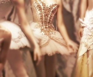 ballet, dance, and dress image