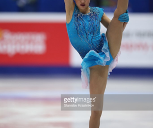 ice skating, ice skater, and evgenia image