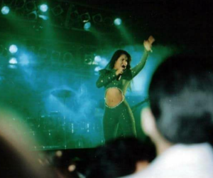selena quintanilla, mexican, and Queen image