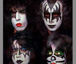classic, kiss, and peter criss image