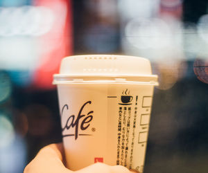 beautiful, bokeh, and coffee image