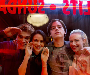 riverdale, Archie, and betty cooper image