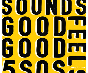 album, sgfg, and sounds good feels good image