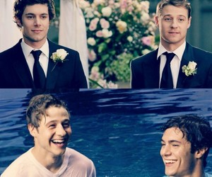 ryan atwood, seth cohen, and The O.C image