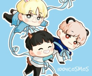DK, fanart, and jeonghan image