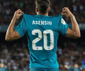 real madrid, hala madrid, and marco asensio image