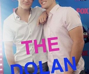 dolan twins, grayson dolan, and ethan dolan image