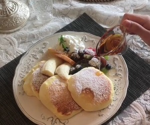 breakfast, dessert, and delicious image