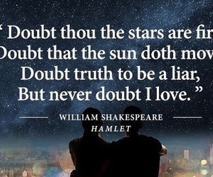 Hamlet, quotes, and shakespeare image