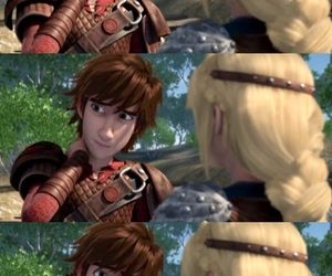 astrid, httyd, and vikings image