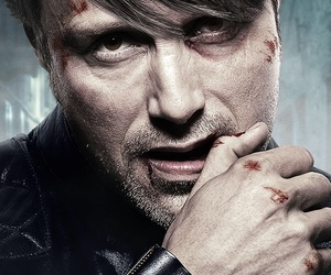 blood, hannibal lecter, and hannibal image