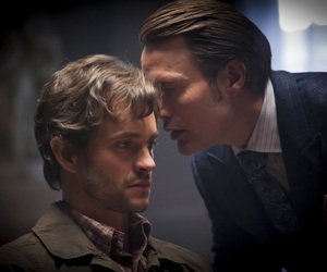 cannibal, hannibal, and serial image