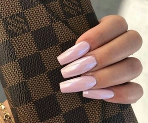 background, long, and nails image