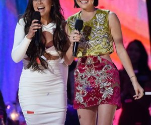 lucy hale and teen choice awards image