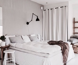 interior, bedroom, and design image