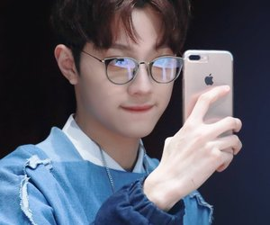guanlin, kpop, and wanna one image