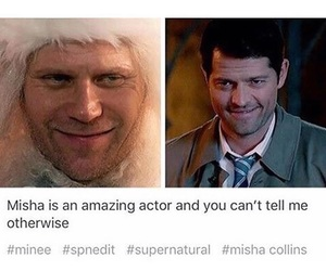castiel, lucifer, and supernatural image