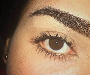 eyebrows, ojos, and cejas image