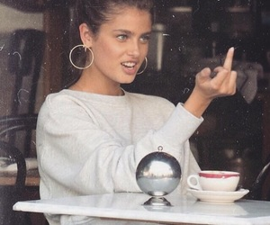 coffe, coffee shop, and fuck you image