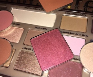 makeup, palette, and sephora image