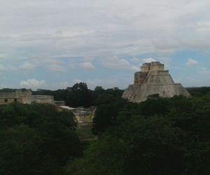 beautiful, méxico, and piramid image