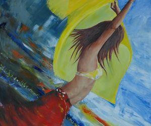 art, artists on tumblr, and dancer image