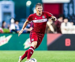 football, bastian, and chicago fires image