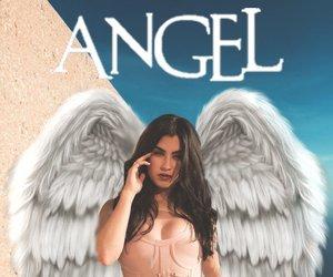 angel, edit, and fifth harmony image
