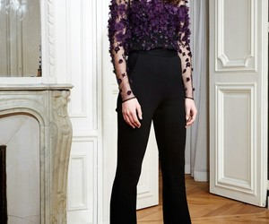 fashion, trousers, and Zuhair Murad image