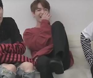 boyfriend, jk, and jungkook image