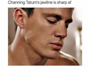 boys, channing tatum, and jawline image