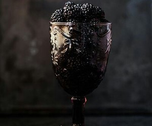 blackberry and food image